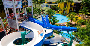 Beaches Negril-Waterslide