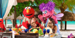 Dining with Sesame Street